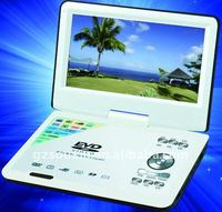 EVD Portable DVD Player with TV tuner