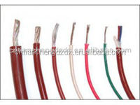 1.0mm2 EN 50143 B Silicone Rubber High voltage Wires and cables