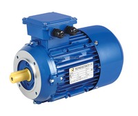 IE2 standard efficiency 380V 50 Hz IP55 3 phase Foot mounted ME2-112M-4 4kw 5.5HP electric motor