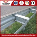 Prime Hot Dipped Galvanized Highway Guardrail