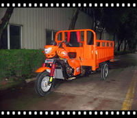 Apsonic Reliable China Heavy Load Tricycle