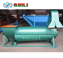PE film dewatering machine high outout plastic drying machine in plastic recycling line