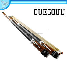 CUESOUL Best Selling High Quality AA Maple shaft Pool Cue