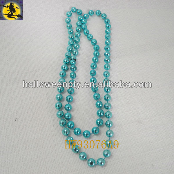 Plastic Custom Mardi Gras Beads Chain