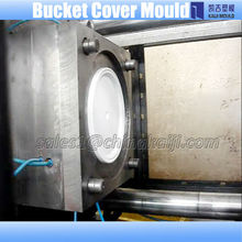 10 litre plastic paint bucket cover mould