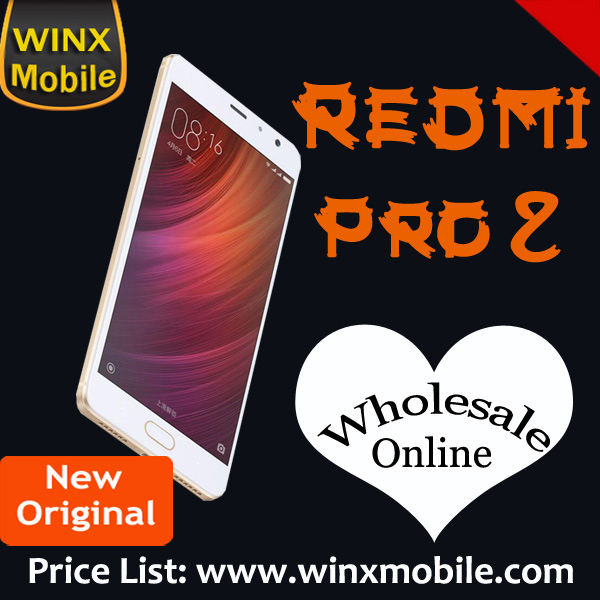 2017 newest!Redmi pro2 pro 2 Original RAM 4GB 6GB ROM 128GB alibaba express italy 4500mAh 12MP camera handy