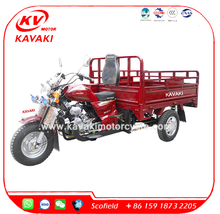 KAVAKI 2017 Chinese New model tricycle 3 wheel motorcycle for cargo