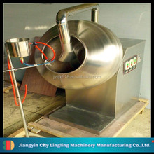 Multifuction Small Candy Coating Pan/Sugar Coated Machine chocolate enrobing machine