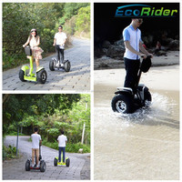 Electric Chariot i2 Lithium battery two wheel self balancing standing 3 wheel mobility scooter