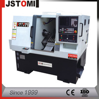 Automatic 4-Axis Complex CNC Pipe Threading Lathe Machine