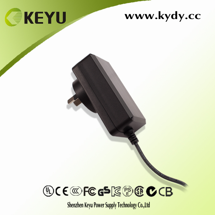 12V AC/DC power adapter 18W led driver power supply