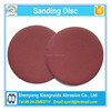 5 Inch Aluminum Oxide Hook and Loop Abrasive Paper Discs