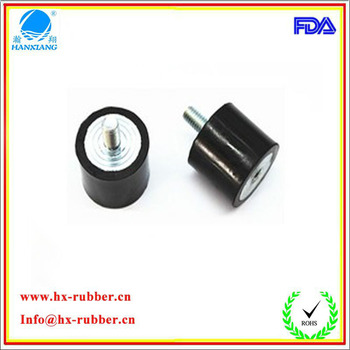 Custom Made High Quality Shock Absorption Motorcycle Rubber Damper