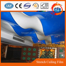 waterproof and fireproof materials used for false ceiling