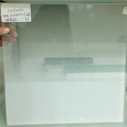 Beijing Haiyangshunda 6mm clear float tempered glass with high quality