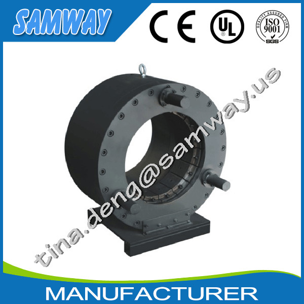 High efficiency SAMWAY hydraulic hose crimper machine up to 25 inches S500