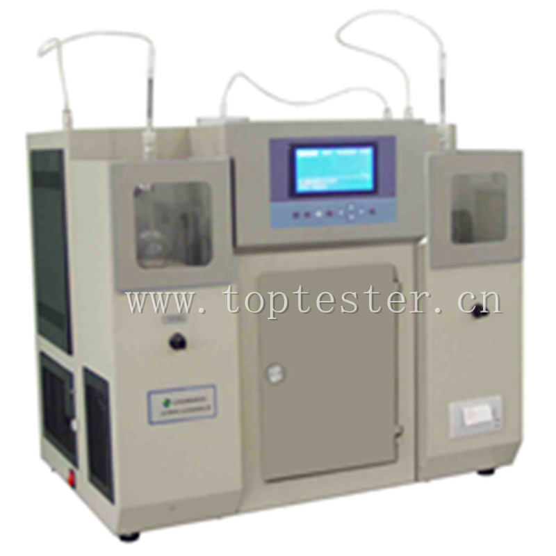 Imported German Temperature Sensor, Laboratory Oil Analyzer, Liquid Distillation Range Test Instrument