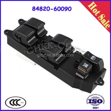 For Toyota Window Switch Part#84820-60090 Yaris/Hiace/Hilux