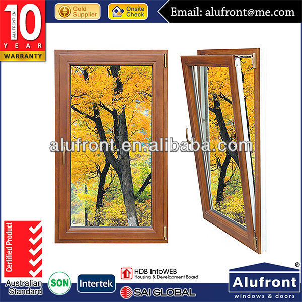 America Aluminum Clad Wood Windows With Thermal Break System