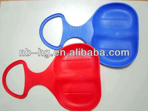 Plastic Snow Sledge for Kids and Adults