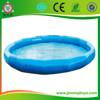 JMQ-J116B Customized large inflatable pool/large inflatable swimming pool
