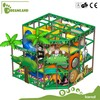 new design safe jungle indoor playground direct from factory