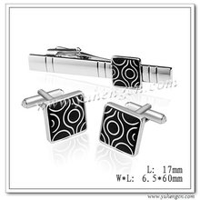 Fashion Cufflinks Tie Clip Sets,Mens Jewelry