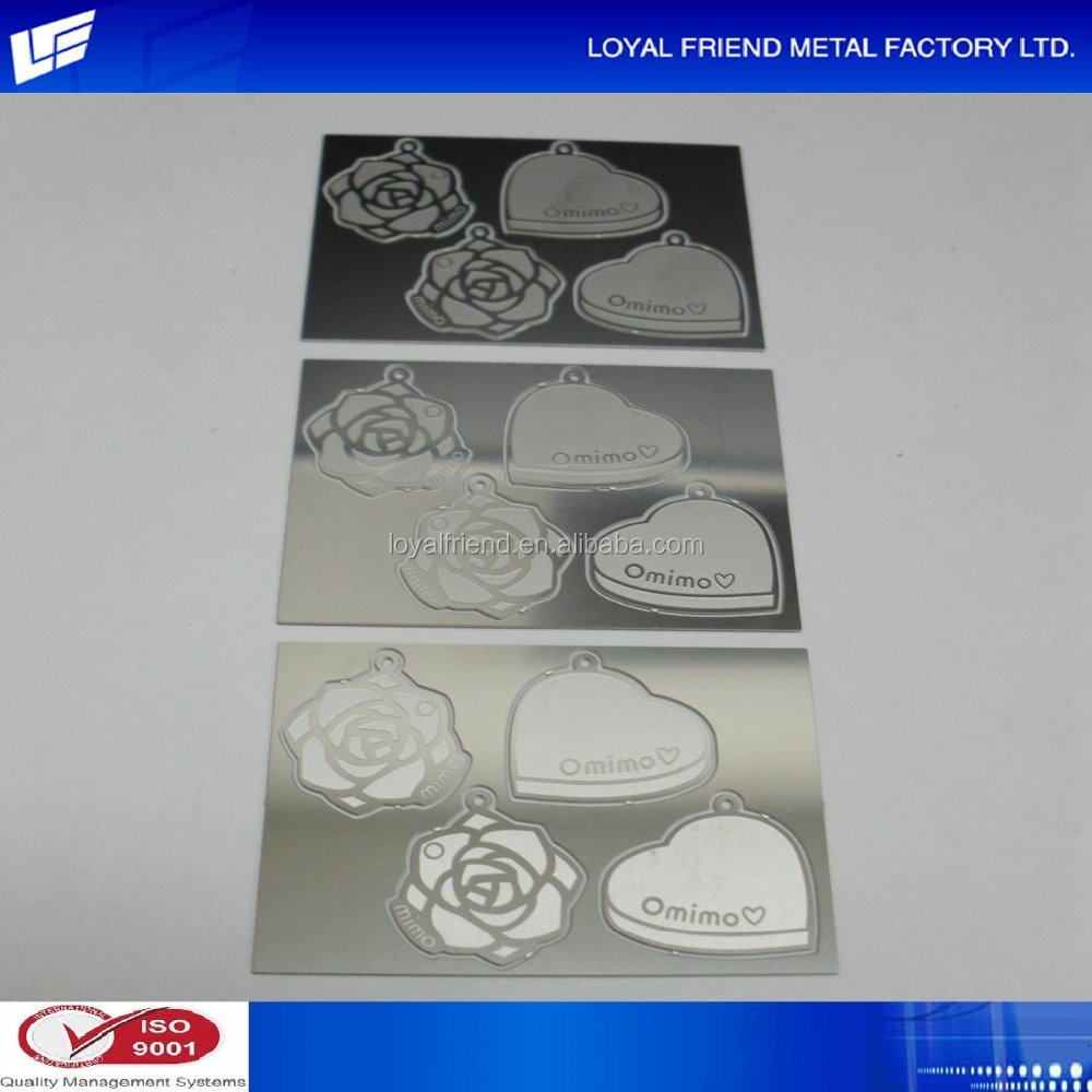 High-class Metal Stamping Decorate Models