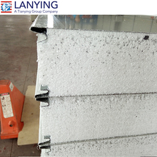 z lock joint expanded polystyrene foam/EPS insulated sandwich panel