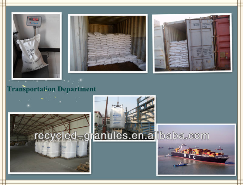 Injection Grade Virgin/Recycled PP Granules Plastic PP Granules Raw Material