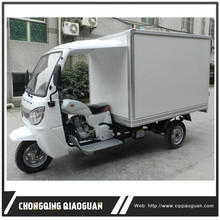 Semi Driver Cabin Closed Driver Cabin Delivery Tricycle With Closed Carriage