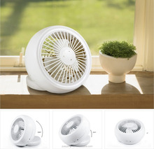 New strong wind and quiet summer cooling fan usb mini table fan