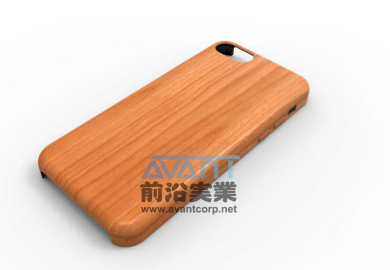 Rose Wood Mobile Phone Case For Iphone5C