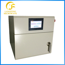 Laboratory 1700 degree High Temperature Plants/Meat/Coal,Microwave Ashing Furnace