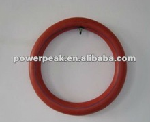 red natural rubber inner tubes
