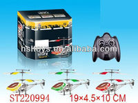 HOT SELLING! 3 channel smallest & stable rc helicopter