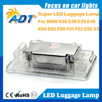 Pure white car/auto led licence/number plate lamp3528SMD light E36, LED license plate lamp