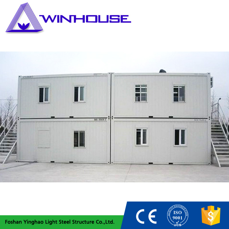 Sandwich Panel Office Prefabricated Container House Price