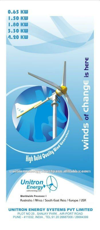 NEW Solar Wind Hybrid power Systems