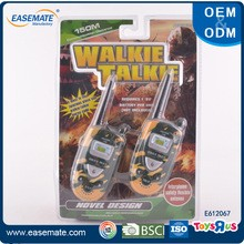 Spy watch remote intercom with walkie talkie watch The police toys