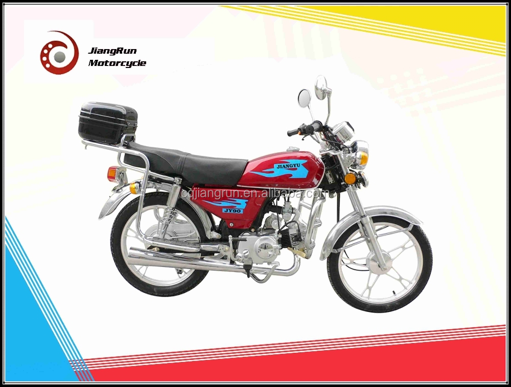 90cc cheap hot seller Alpha JY90 street wholesale motorcycle for sale