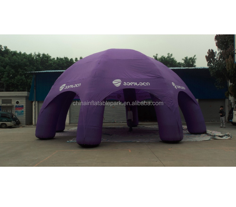 giant inflatable dome for sports or events from China tent factory