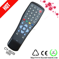hot sale nice programmable ir remote control for stb tv-super star