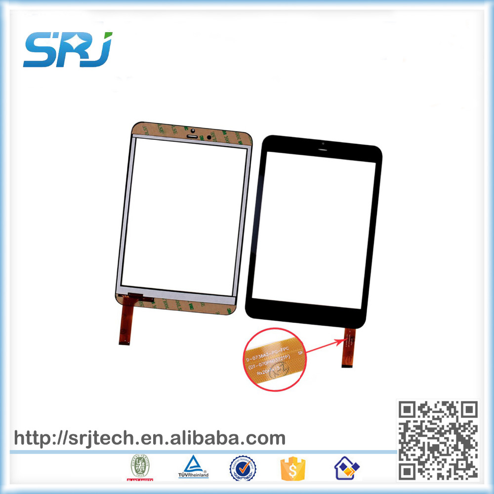 7.85 inch Oysters T82P 3G Tablet Touch Screen Digitizer Glass Touch Panel Sensor Replacement parts