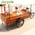 electric mobile food carts/coffee bike for sale