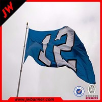 Flame Retardant Customized Big Flag
