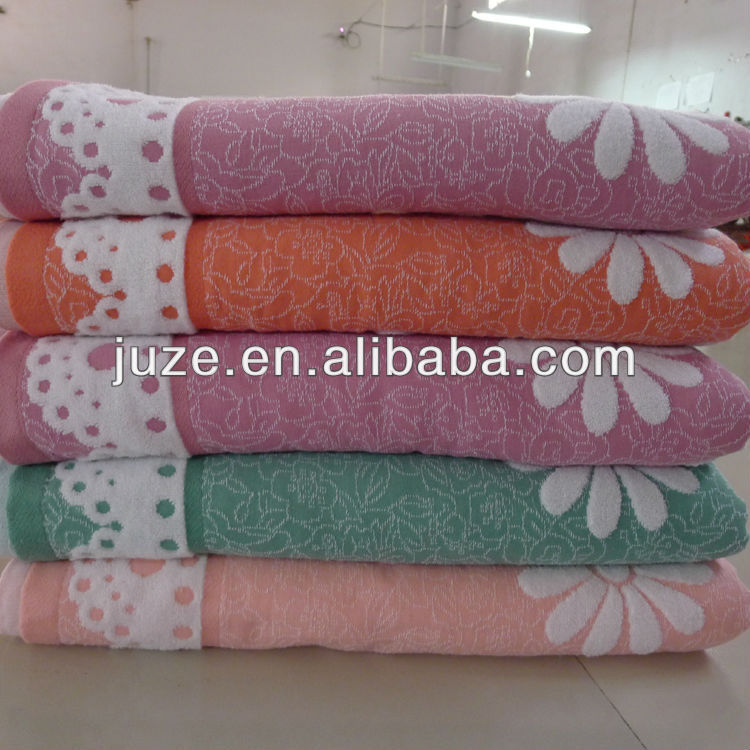 heavy cotton towel blanket king size