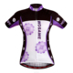Women sexy cycling wear women cycling clothing sublimation polyester dry fit women cycling jersey