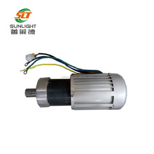 48V 2KW planteary gear dc brushless motor with round type