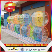 soft and safety kids zorb ball with lower price